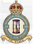 RAF No 218 Squadron