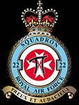 RAF 22Sqn emblem