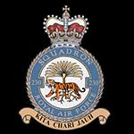 RAF 230Sqn emblem