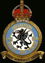 RAF 234Sqn emblem