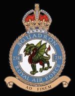 RAF 238Sqn emblem