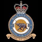 RAF 249Sqn emblem