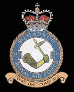 RAF 253Sqn emblem
