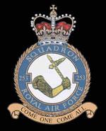 RAF No 253 (Hyderabad State) Squadron