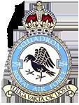 RAF 254Sqn emblem