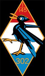 RAF 302Sqn emblem