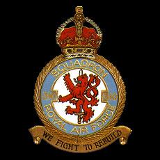 RAF No 310 (Czechoslovak) Squadron emblem RAF