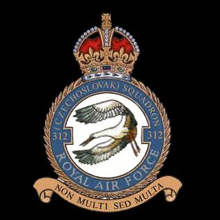 emblem RAF 312Sqn