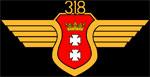 RAF 318Sqn emblem