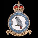 RAF 322Sqn emblem