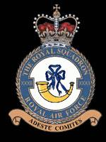 RAF 32Sqn emblem