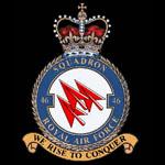RAF 46Sqn emblem
