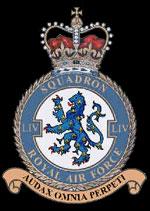 RAF 54Sqn emblem