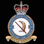 RAF 600Sqn emblem