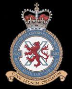 RAF 602Sqn emblem