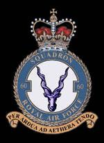RAF 60Sqn emblem