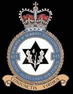 RAF 615Sqn emblem