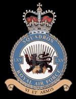RAF 65Sqn emblem