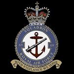 RAF 69Sqn emblem
