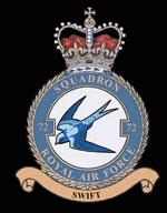 RAF 72Sqn emblem