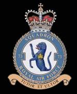 RAF 73Sqn emblem
