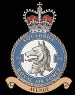 RAF 94Sqn emblem