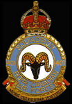 emblem RCAF 401Sqn emblem