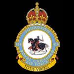 emblem RCAF 414Sqn emblem