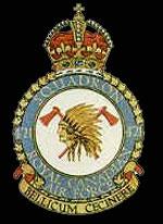 emblem RCAF 421Sqn emblem