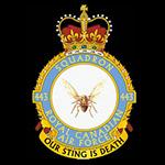 emblem RCAF 443Sqn emblem