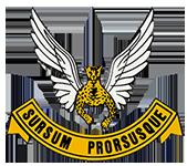 SAAF No 1 'The Billy Boys' Squadron emblem