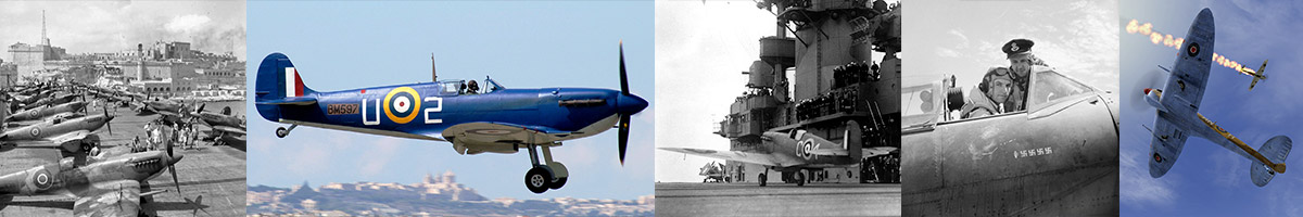Header Spitfire MkV's