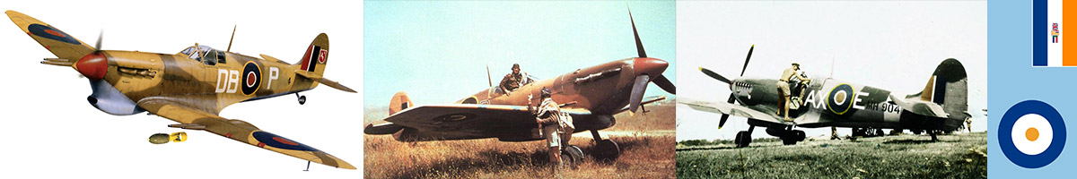 Supermarine Spitfire List