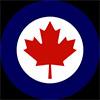 emblem RCAF 126Sqn emblem