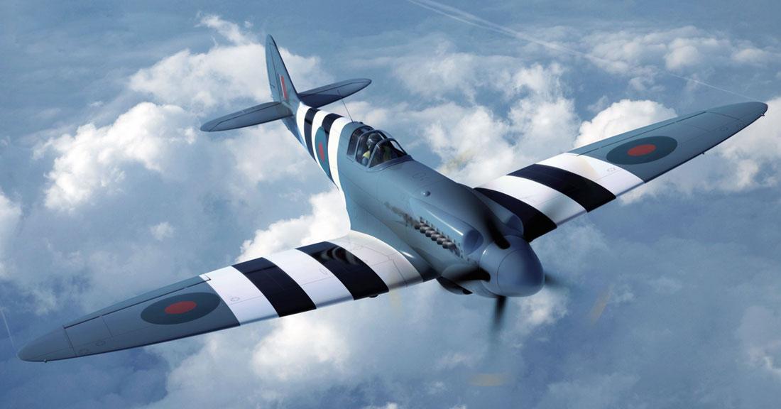 Spitfire PRXIX RAF 541Sqn