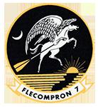 USN VCS-7 Squadron emblem