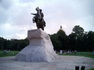 Asisbiz The Bronze Horseman monument to Peter the Great 03
