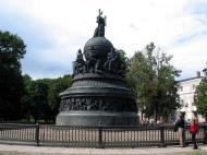 Asisbiz Veliky Novgorod Bronze monument to the Millennium of Russia 1862 02