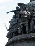 Asisbiz Veliky Novgorod Bronze monument to the Millennium of Russia 1862 13