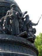 Asisbiz Veliky Novgorod Bronze monument to the Millennium of Russia 1862 14