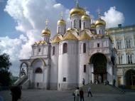 Asisbiz Moscow Kremlin Annunciation Cathedral 2005 01