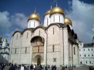 Asisbiz Moscow Kremlin Assumption Cathedral 2005 02