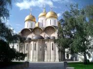 Asisbiz Moscow Kremlin Assumption Cathedral 2005 05
