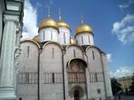 Asisbiz Moscow Kremlin Assumption Cathedral 2005 07