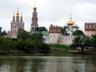 Asisbiz Moscow Kremlin Octagonal bell tower Novodevichy Convent 2005 01