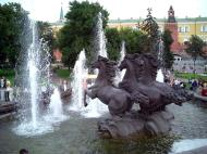 Asisbiz Russia Moscow Kremlin Architecture Fountains 2005 09