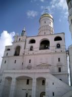 Asisbiz Russia Moscow Kremlin Bell Tower of Ivan the Great 2005 02