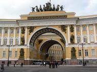 Asisbiz Architecture Saint Petersburg Palace Square 2005 01