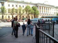 Asisbiz Architecture Saint Petersburg Palace Square approaches 2005 02