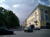 Asisbiz Architecture Saint Petersburg Palace Square approaches 2005 03
